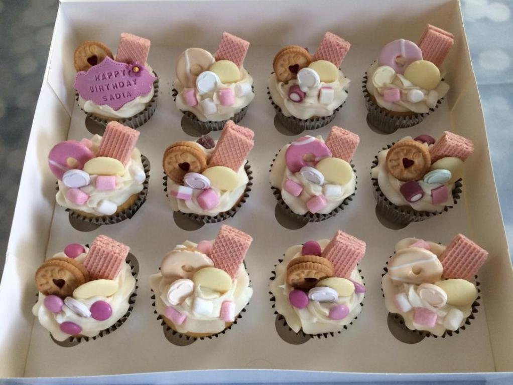 Sweetie Cupcakes – Cake Creations