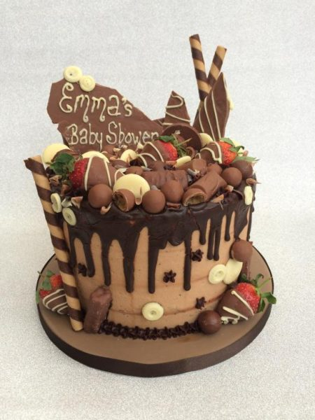 Chocolate Drip Cake Cake Creations