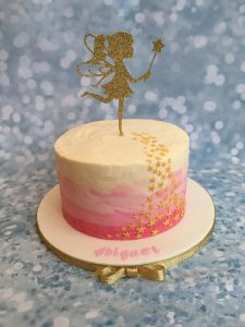 Buttercream fairy 1