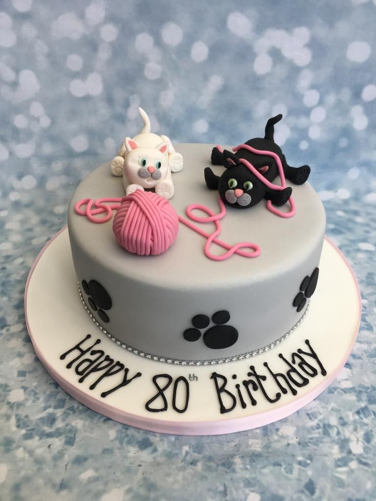 Cat Lovers Cake Creations